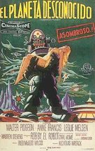 Forbidden Planet - Argentinian Movie Poster (xs thumbnail)