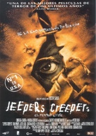 Jeepers Creepers - Spanish Movie Poster (xs thumbnail)