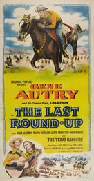 The Last Round-up - Movie Poster (xs thumbnail)