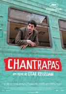 Chantrapas - Portuguese Movie Poster (xs thumbnail)