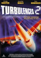 Turbulence 2: Fear of Flying - French Movie Cover (xs thumbnail)