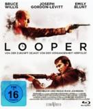 Looper - German Movie Cover (xs thumbnail)