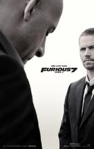 Furious 7 - Movie Poster (xs thumbnail)