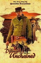 Django Unchained - DVD movie cover (xs thumbnail)