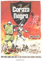 The Black Shield of Falworth - Spanish Movie Poster (xs thumbnail)