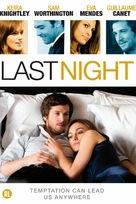 Last Night - Dutch DVD cover (xs thumbnail)