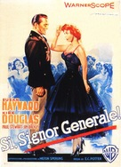 Top Secret Affair - Italian Movie Poster (xs thumbnail)
