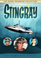 """""""Stingray"""" - DVD cover (xs thumbnail)"""