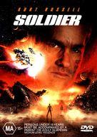 Soldier - Australian DVD movie cover (xs thumbnail)