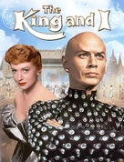 The King and I - Movie Cover (xs thumbnail)