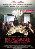 August: Osage County - German Movie Poster (xs thumbnail)