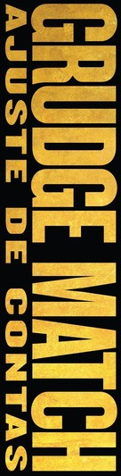 Grudge Match - Portuguese Logo (xs thumbnail)