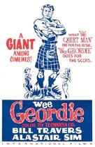Geordie - Movie Poster (xs thumbnail)