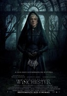 Winchester - Portuguese Movie Poster (xs thumbnail)