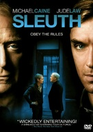 Sleuth - DVD cover (xs thumbnail)