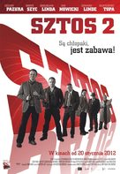 Sztos 2 - Polish Movie Poster (xs thumbnail)