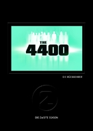"""The 4400"" - German DVD cover (xs thumbnail)"