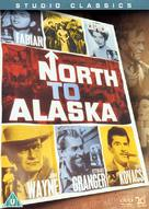 North to Alaska - British Movie Cover (xs thumbnail)