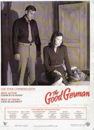The Good German - For your consideration poster (xs thumbnail)
