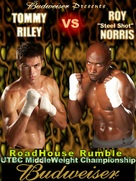 Fighting Tommy Riley - poster (xs thumbnail)