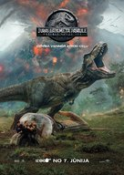 Jurassic World: Fallen Kingdom - Latvian Movie Poster (xs thumbnail)