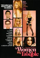 Women in Trouble - DVD movie cover (xs thumbnail)