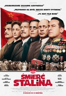 The Death of Stalin - Polish Movie Poster (xs thumbnail)