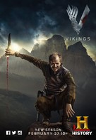 """Vikings"" - Movie Poster (xs thumbnail)"