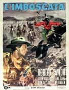 Ambush - Italian Movie Poster (xs thumbnail)