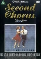 Second Chorus - British Movie Cover (xs thumbnail)