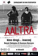 Aaltra - Polish Movie Poster (xs thumbnail)