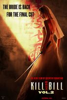 Kill Bill: Vol. 2 - Movie Poster (xs thumbnail)