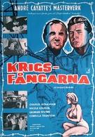 Passage du Rhin, Le - Swedish Movie Poster (xs thumbnail)