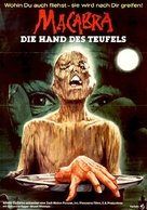 Demonoid, Messenger of Death - German Movie Poster (xs thumbnail)