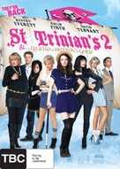 St Trinian's 2: The Legend of Fritton's Gold - New Zealand DVD cover (xs thumbnail)