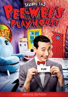 """Pee-wee's Playhouse"" - DVD cover (xs thumbnail)"