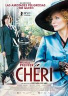 Cheri - Spanish Movie Poster (xs thumbnail)