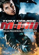 Mission: Impossible III - Lithuanian Movie Poster (xs thumbnail)