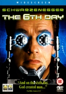 The 6th Day - British Movie Cover (xs thumbnail)