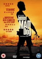 Johnny Mad Dog - British DVD cover (xs thumbnail)