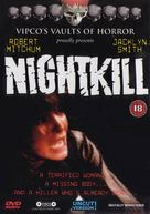 Nightkill - British Movie Cover (xs thumbnail)