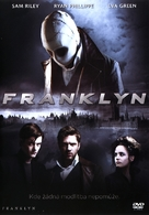 Franklyn - Czech DVD cover (xs thumbnail)