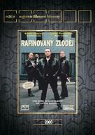 Ordinary Decent Criminal - Czech DVD cover (xs thumbnail)