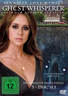 """Ghost Whisperer"" - German Movie Cover (xs thumbnail)"