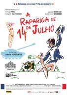 La fille du 14 juillet - Portuguese Movie Poster (xs thumbnail)