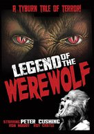 Legend of the Werewolf - Movie Cover (xs thumbnail)