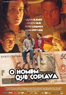 Homem Que Copiava, O - Brazilian Movie Poster (xs thumbnail)