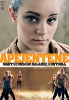 Apflickorna - Norwegian Movie Poster (xs thumbnail)