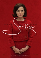 Jackie - Slovenian Movie Poster (xs thumbnail)
