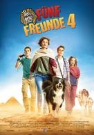 Fünf Freunde 4 - Swiss Movie Poster (xs thumbnail)